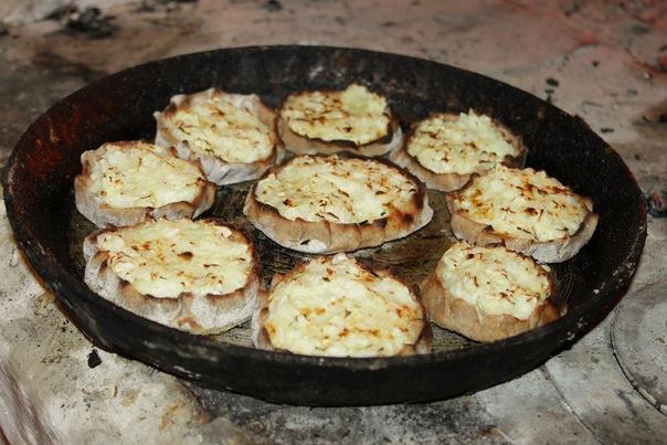 Перепечи с картошкой рецепт с фото