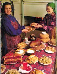 Национальная кухня Воршуд Национальная кухня
